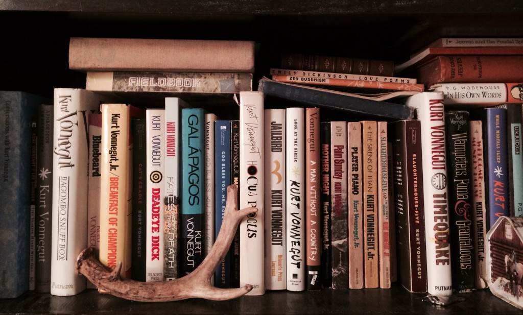 Vonnegut Shelf