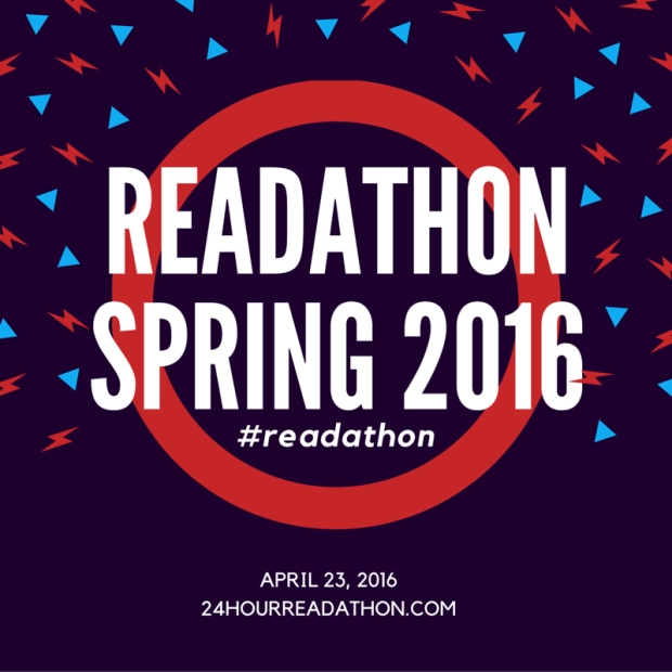 readathonspring 2016