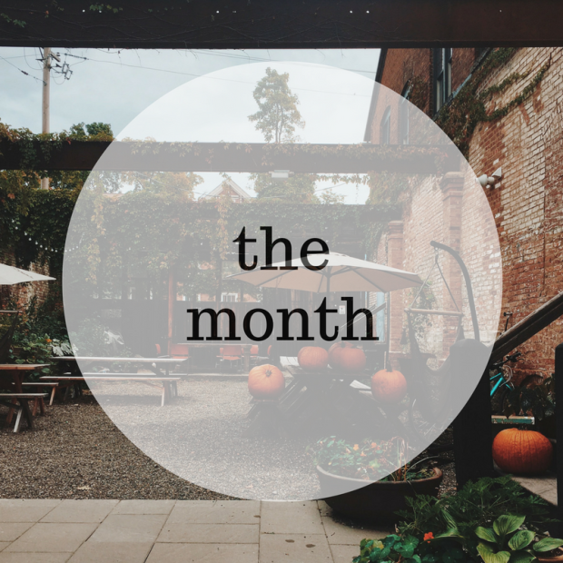 the month